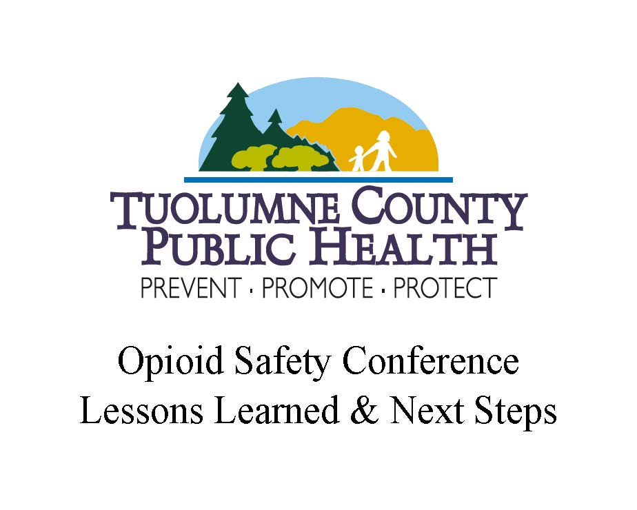 Opioid Safety Conference Logo