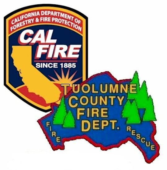 Combined Logo Cal Fire TC Fire Dept