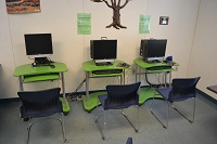 GYC Computer Work Stations