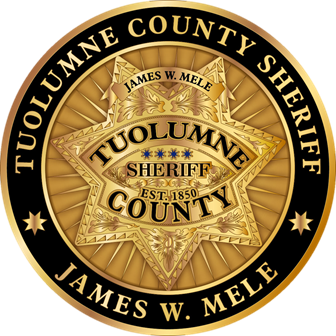 Tuolumne County Sheriff Badge