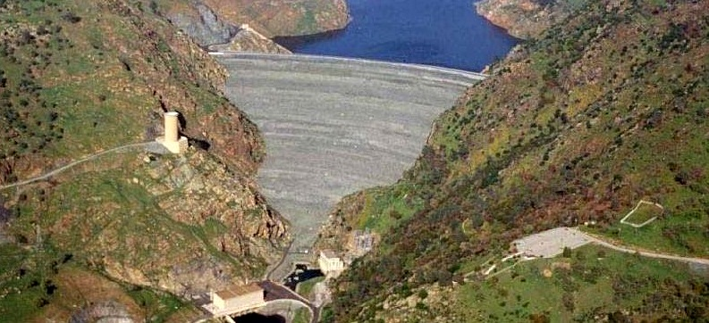 New Melones Power Project
